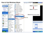 ICT - How to use Windows Movie Maker