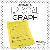IEP Goal Graph