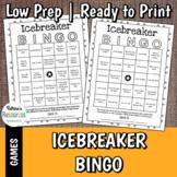 Icebreaker BINGO for Classrooms