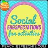 Identifying EGGcellent Social Skills