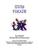 Idiom Parade
