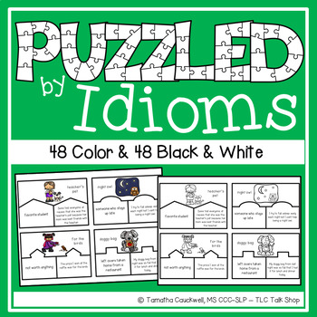 Idiom Puzzles