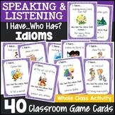Idioms!