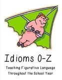 Idioms O-Z