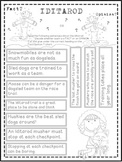 Iditarod Worksheets
