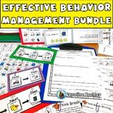Effective Behavior Management Bundle:Printables for Autism
