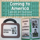 Immigration Lapbook and Suitcase