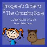 Imogene's Antlers & The Amazing Bone (Steig) Literature Un