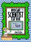 Important Scientist Flap Book