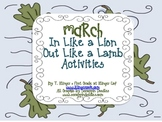 In Like a Lion or Lamb March Unit