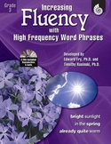 Increasing Fluency with High Frequency Word Phrases Grade