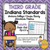 Indiana College and Career Ready Standards ~3rd Grade~