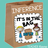 Inferring Activity ~ Hands-on ~ Reading Comprehension ~ IN