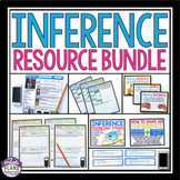 INFERENCE RESOURCE BUNDLE: Fun Printable Activities and Wo