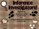 Inference Investigators: Mini-Unit for Teaching Inferring