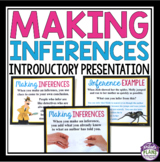 INFERENCE PRESENTATION:  An Introduction To Inferential Th
