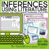 Inferences Using Literature: Common Core 3rd - 5th Grade