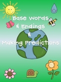Inflectional Endings, Long i, Story Structure, VCCV syllab