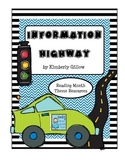 Information Highway (Informational Text Reading Month Theme Unit)