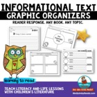Informational Text Response - For Any Text-  Grades 1-3