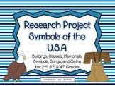 Informative Writing ~ U.S.A. Symbols Research Project {Com