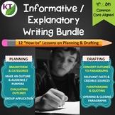 Informative_Explanatory Writing Unit
