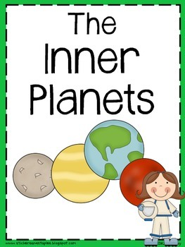 Worksheets Inner Planets Worksheet the inner planets worksheet zoom astronomy inner