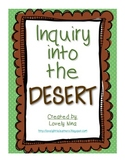 Inquiry into the Desert