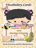 Insects, Bugs and Garden Friends