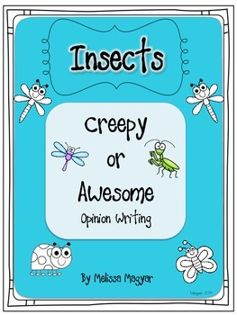 Insects - Creepy or Awesome