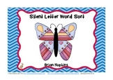 Insects Silent Letter Word Sort