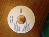 Insects on Parade Songs CD