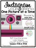 Instagram Your Brand: One Picture at a Time {Session Hando