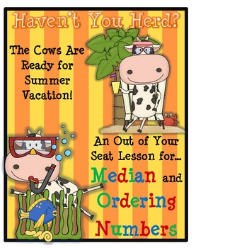 Instant Math Finding the Median with the Cows