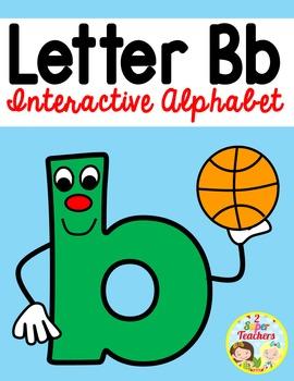 Interactive Alphabet {Letter B}