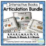 Interactive Articulation Books: Bundle