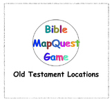 Interactive Bible Map Games