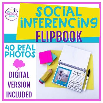 Interactive FLIPBOOK:  Making Social Inferences