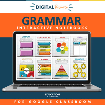 Interactive Grammar Notebook Bundle