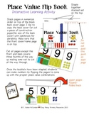 Interactive Hands-On Place Value Flip Book