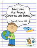 Interactive Map Project: Countries and States {Technology