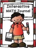 Interactive Math Notebook-3rd grade