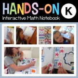Interactive Math Notebook Hands-On Kindergarten Common Core