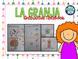 Interactive Notebook: La Granja {The Farm} SPANISH