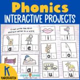 Interactive Notebook: Phonics and Phonemic Awareness  {Kin