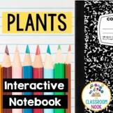 Interactive Notebook  {Plants}