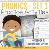Phonics Interactive Notebook BUNDLE
