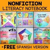 Common Core Interactive Reading Notebook - Nonfiction (Eng