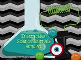 Interactive Science Journals Bundled {K-2}