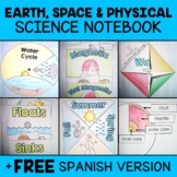 Interactive Science Notebook - Earth, Space & Physical